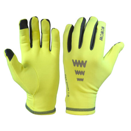 Dark Gloves 1.0 Yellow_Front&Back