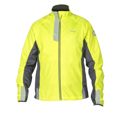 Dark Jacket 2.2 Yellow Front