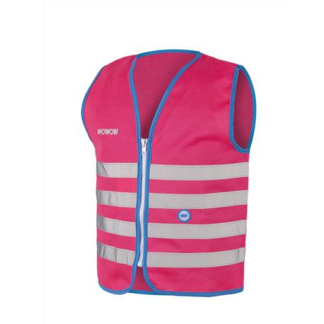 Fun Jacket Pink Front kopiëren