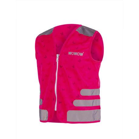 Nutty Jacket Pink Front kopiëren