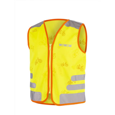 Nutty Jacket Yellow Front kopiëren