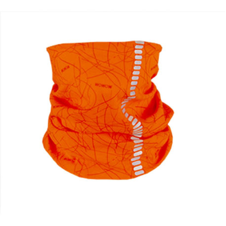 Nutty neckwarmer Orange
