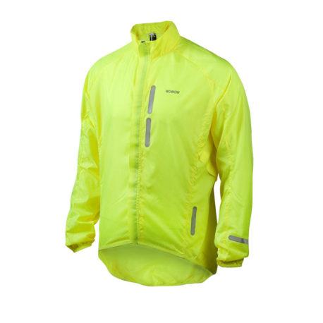 RaceViz_Bike Wind Jacket Front