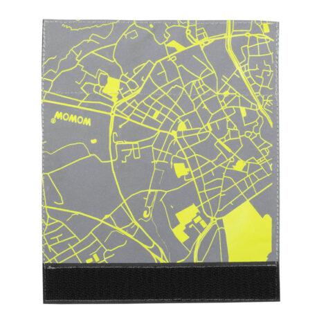 Quadro Citymap Yellow